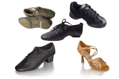 Обувь для социальных танцев, свинга