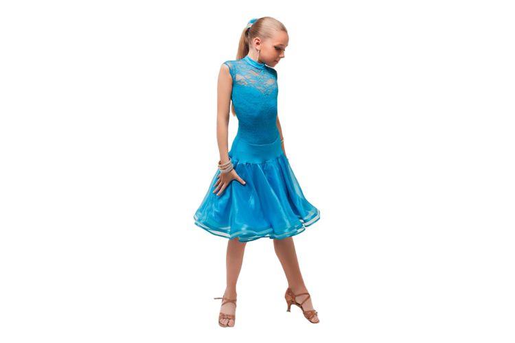 Спортивное Бальное Платье Для Девочки Купить